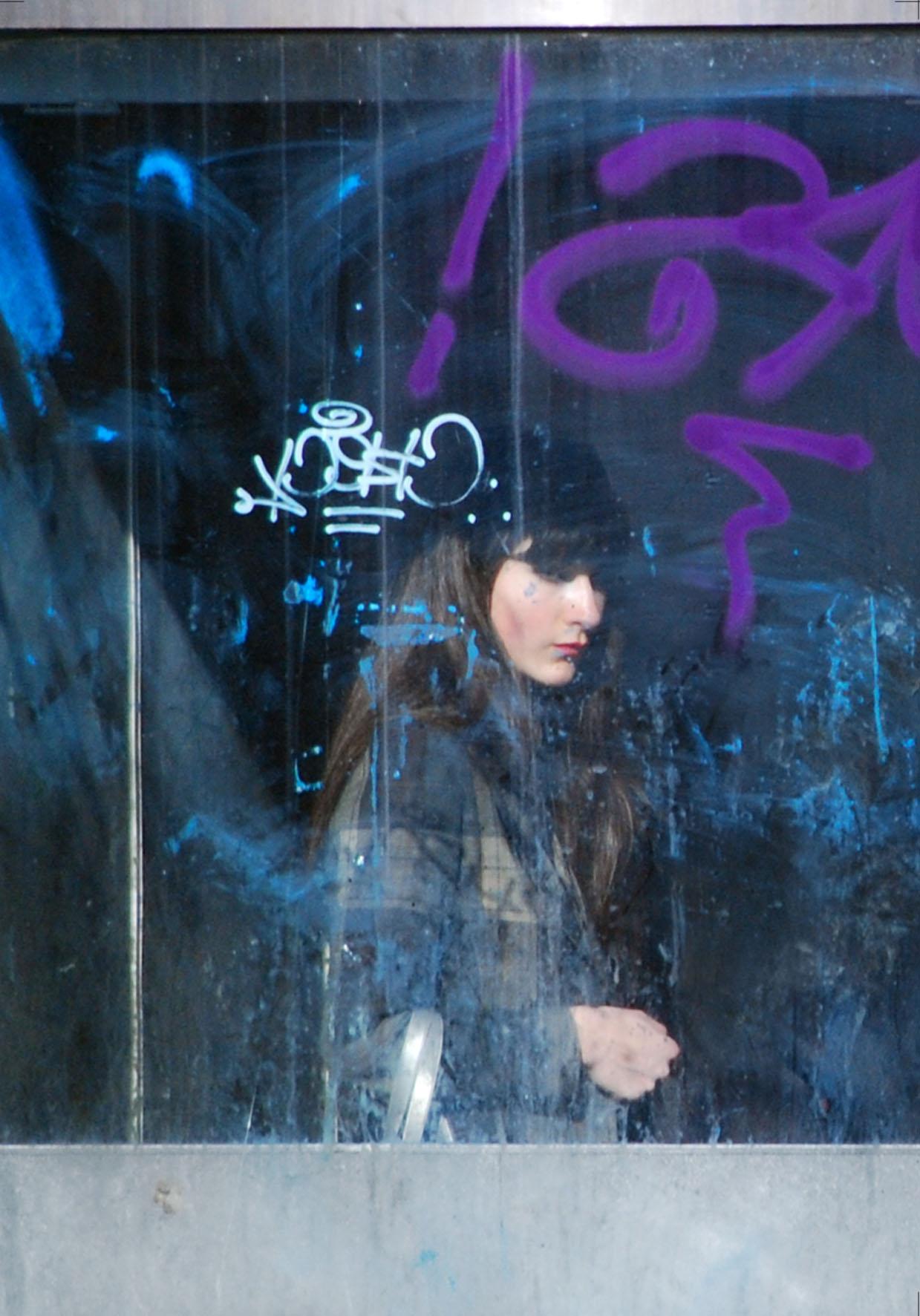 © Stéphanie Lehu, La fille de l'ascenseur