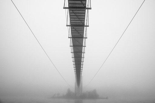 Un pont c'est tout ! 2013 © Tristan Zilberman